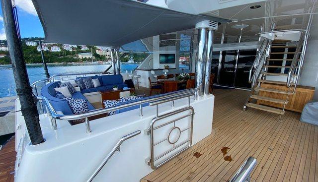 Chasing Daylight Charter Yacht - 5