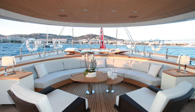 Silencio Charter Yacht - 4