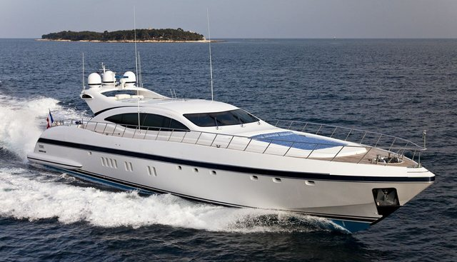 S Charter Yacht