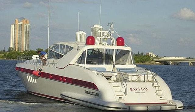 Rosso Charter Yacht - 3