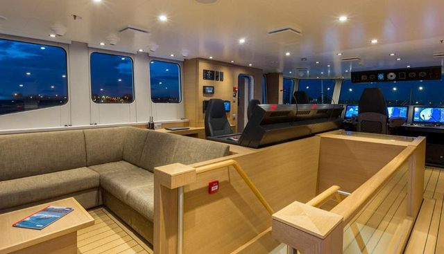 Game Changer Charter Yacht - 7