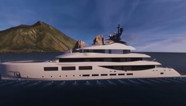 Alkhor Charter Yacht