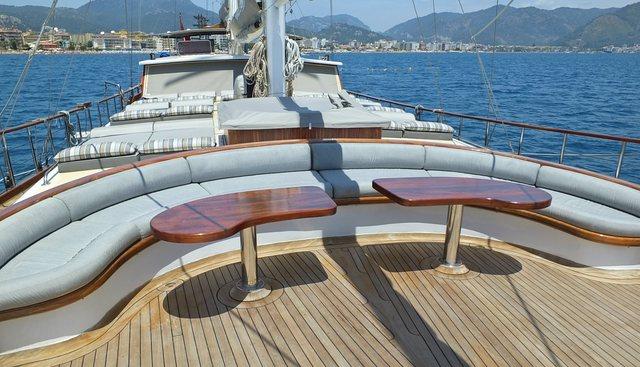Kaptan Mehmet Bugra Charter Yacht - 2