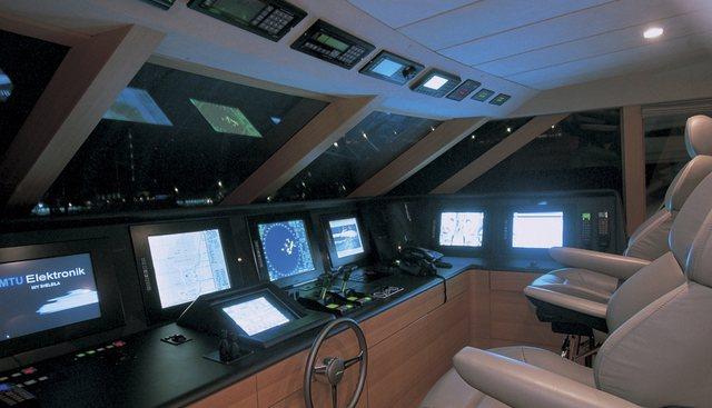 Sheleila Charter Yacht - 7