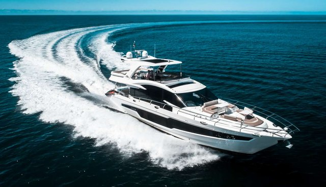 Record Year Charter Yacht - 5