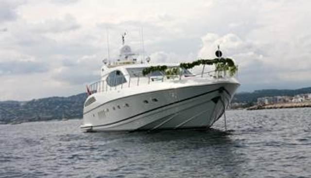 Ultima Beach Charter Yacht