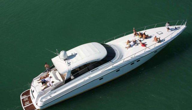 Thunder Charter Yacht - 3