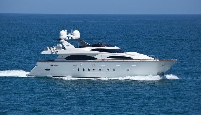 Super Charter Yacht