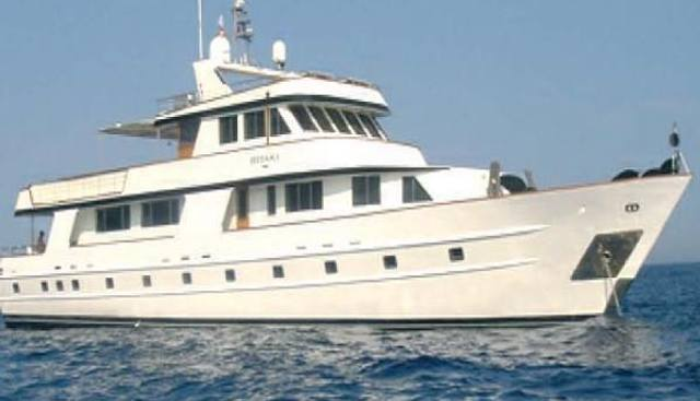 Steel Motor Yacht Charter Yacht - 4