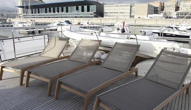 Ulyssia Charter Yacht - 4