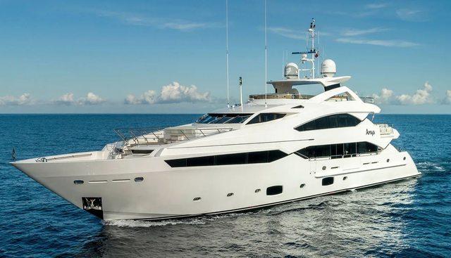 Anya Charter Yacht