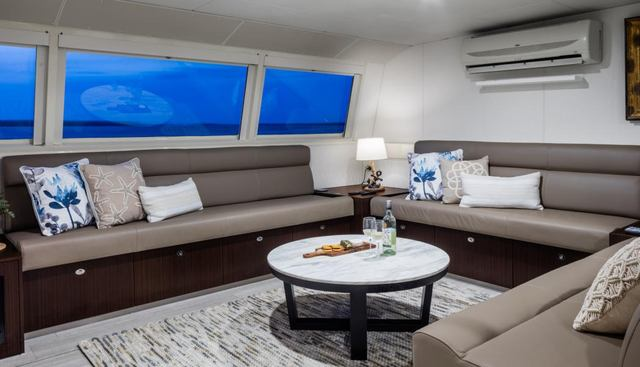 Pacific Quest Charter Yacht - 7