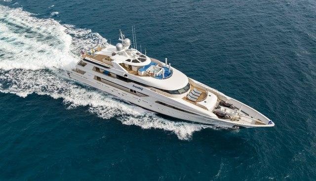 Trending Charter Yacht