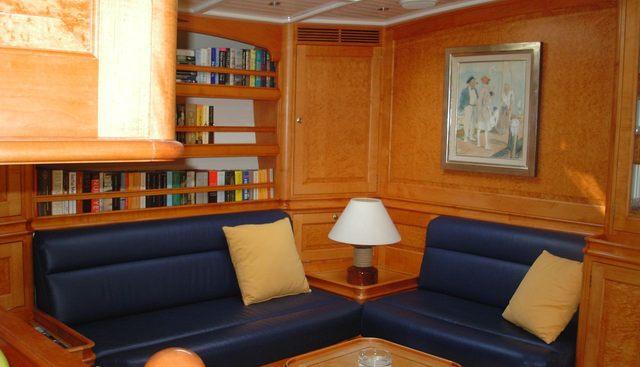 Palmyre Charter Yacht - 4
