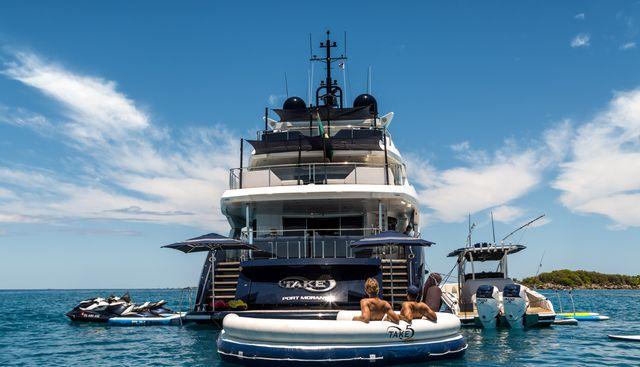 Take 5 Charter Yacht - 5