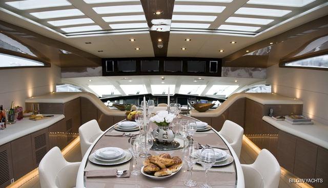 RL Noor Charter Yacht - 8