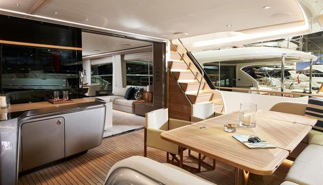 Princess Y85/502 Charter Yacht - 2