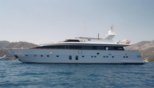 My Story Charter Yacht