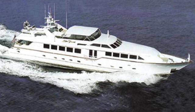 Life's Finest Charter Yacht