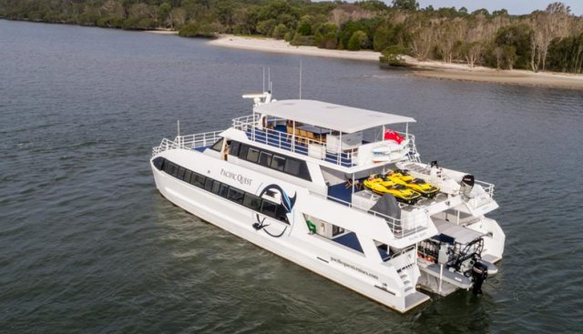 Pacific Quest Charter Yacht - 5