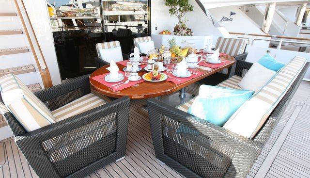 Hemilea Charter Yacht - 4