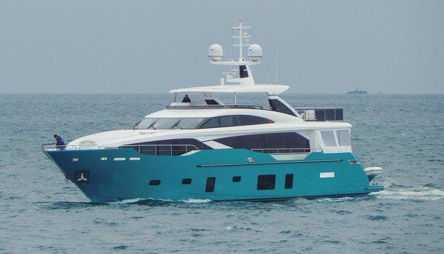 Anka Charter Yacht