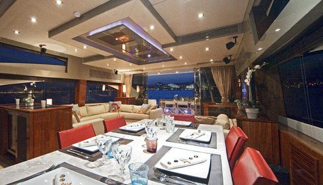 Starry Night Charter Yacht - 5