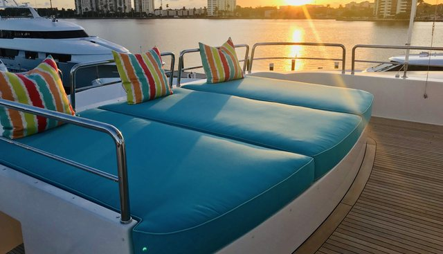 Relentless Charter Yacht - 4