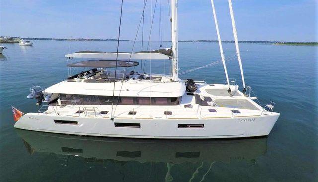 Oculus Charter Yacht
