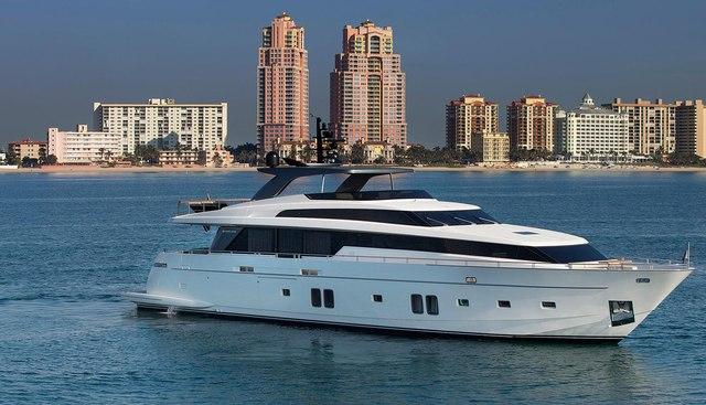 Lampin' Charter Yacht
