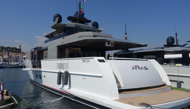 Aria.S Charter Yacht - 4