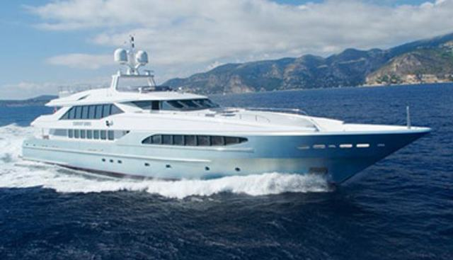 King Louis Charter Yacht - 2