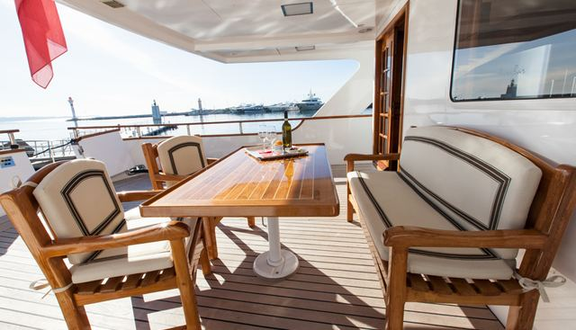 Antares of Britain Charter Yacht - 4