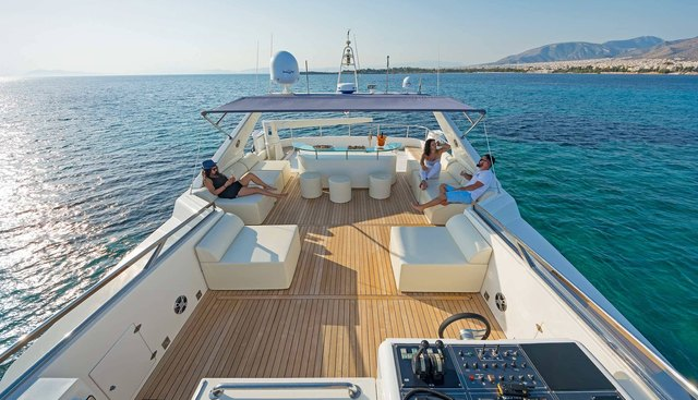 Lucy Pink Charter Yacht - 3