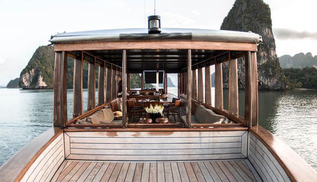 Maha Bhetra Charter Yacht - 2
