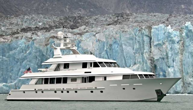 Sojourn Charter Yacht
