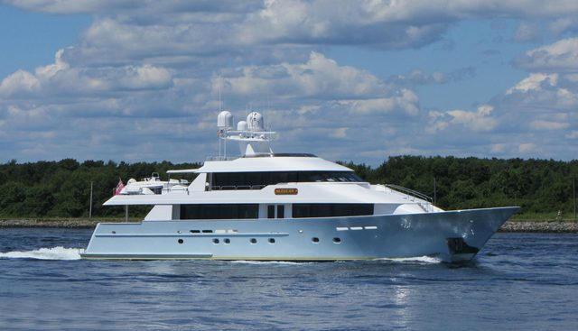 Azucar Charter Yacht