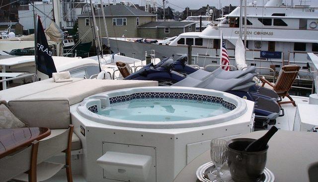 A' Salute Charter Yacht - 4