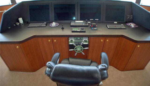 Socorro Vortex Charter Yacht - 4