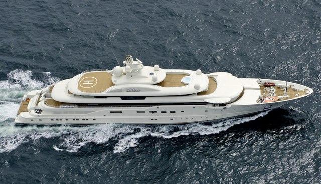 Al Raya Charter Yacht