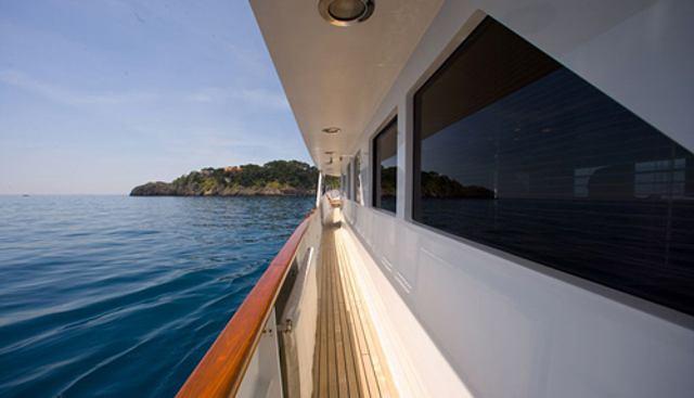 Happyssima Dei Galli Charter Yacht - 3