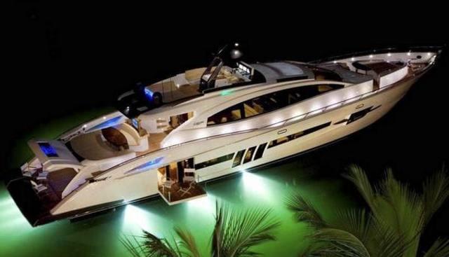 LSX 92 Charter Yacht