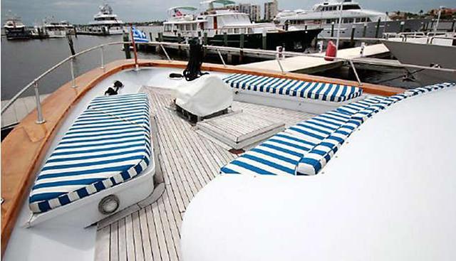 Zantino III Charter Yacht - 8