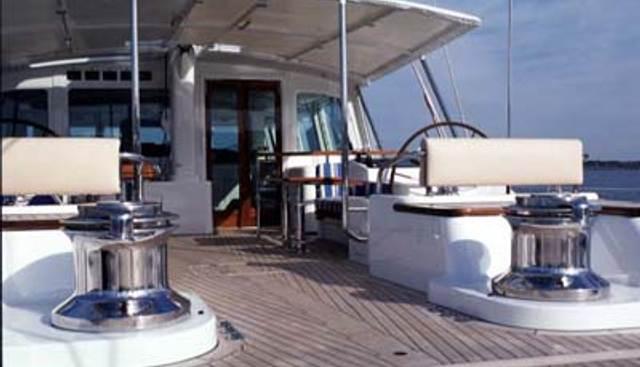 Catalina Charter Yacht - 4