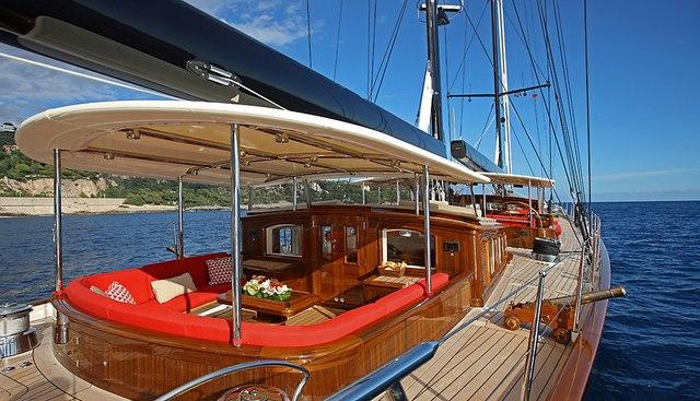 Marie Charter Yacht - 4