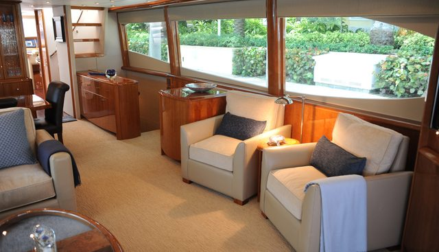 Chip Charter Yacht - 8