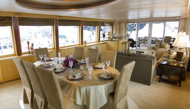 Sans Souci Charter Yacht - 6
