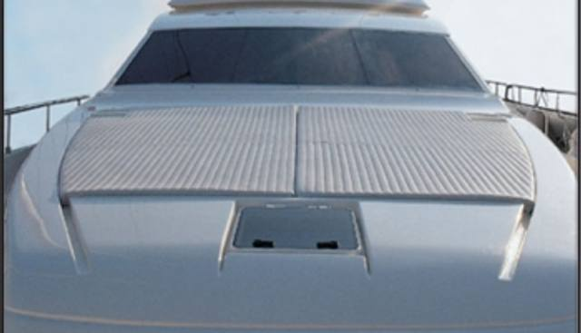Geepee Charter Yacht - 2