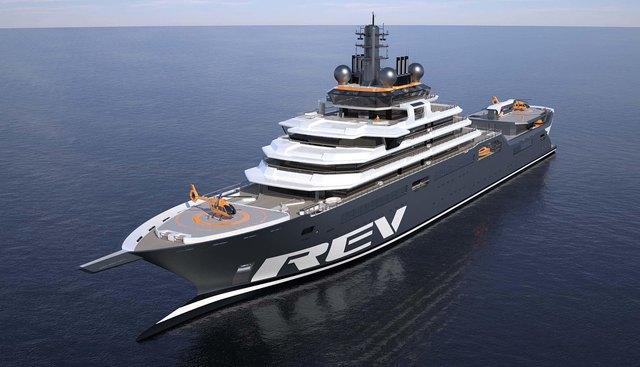 REV Ocean Charter Yacht - 2
