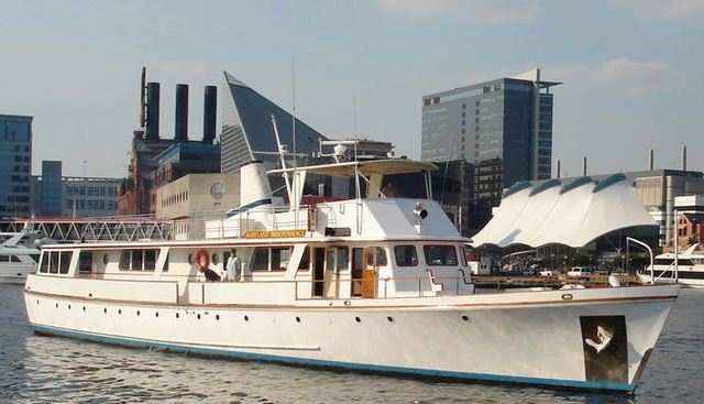 Maryland Independence Charter Yacht